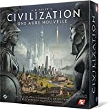 Asmodee- Sid Meier's Civilization : Une Aube Nouvelle, FFGCND01, Jeu De Plateau