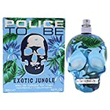 Police To Be Exotic Jungle Man Edt Vapo 125 ml - 125 ml