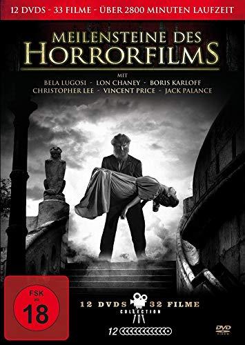 Meilensteine des Horrorfilms [12 DVDs]