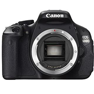 Canon EOS 600D - Cámara Réflex Digital 18.7 MP (Cuerpo) (importado) (B004MKNBIW) | Amazon price tracker / tracking, Amazon price history charts, Amazon price watches, Amazon price drop alerts