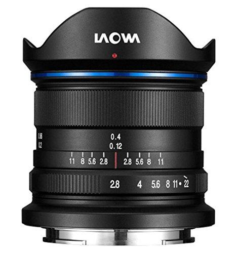 Venus Laowa 9mm f/2.8 Zero-D Ultra Wide-Angle Lens for Fujifilm X Series Camera - Black Color