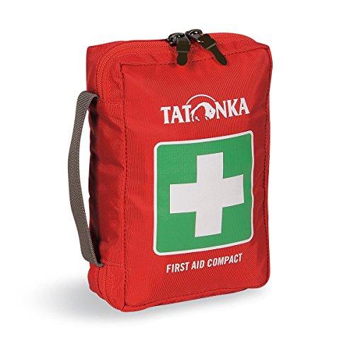 Tatonka Erste Hilfe First Aid Compact, red, 18 x 12,5 x 5,5 cm