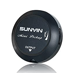 SUNYIN Transducer for Violin - Best Violin Pickups and Transducers