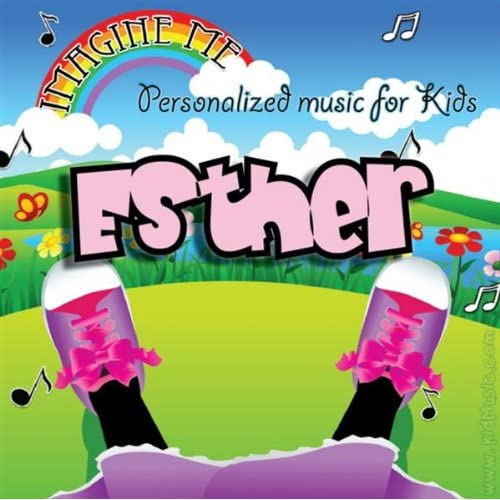 Esther's Personalized Happy Birthday Song (Ester) By