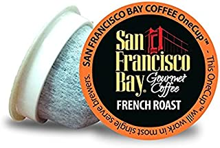 San Francisco Bay Coffee Onecups French Roast 40 Count