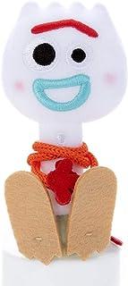 タカラトミーアーツ ピクサーキャラクター ちょっこりさん フォーキー ぬいぐるみ 高さ約11cm