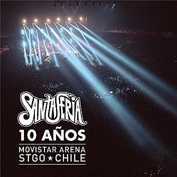 10 Años Movistar Arena