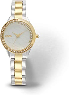 Zyros Dress Watch for Women, Analog - ZY1129L060607W