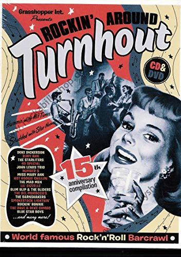 VA Rockin' Around Turnhout 15th.(CD&DVD Set) by VA