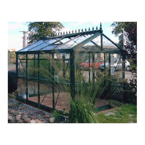 Amazon Com Victorian Glass Greenhouse 10 2 Wide X 15 Long