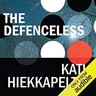 The Defenceless audiobook cover art