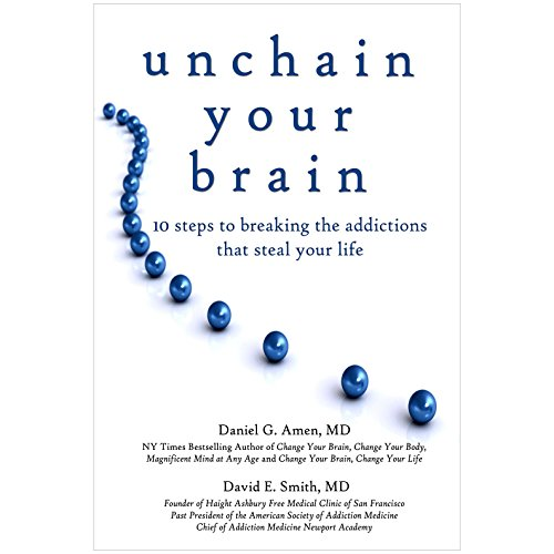 Unchain Your Brain audiobook cover art