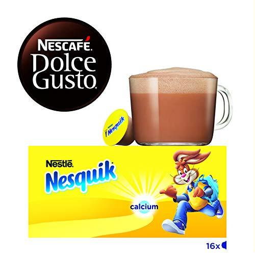 Nescafé Dolce Gusto Cápsulas Nesquik - 16 Cápsulas