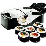 Ndier Sushi - Rodillo para máquina de sushi, color negro