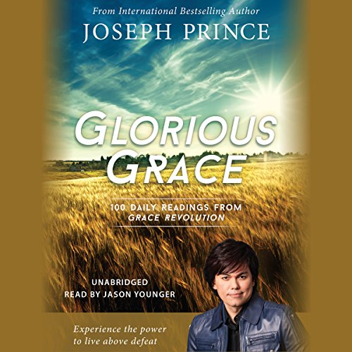 Glorious Grace audiobook cover art