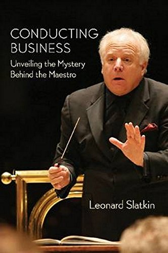 Conducting Business: Unveiling the Mystery Behind the Maestro (Amadeus)