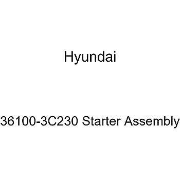 Genuine Hyundai 36100-23070 Starter Assembly