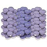 Ikea SINNLIG Duftkerzen, Duft: Lila, 120 Stück