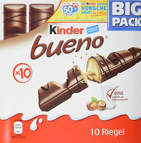 Kinder Bueno Vorratspack 14er Pack 14 X 215 G Packung