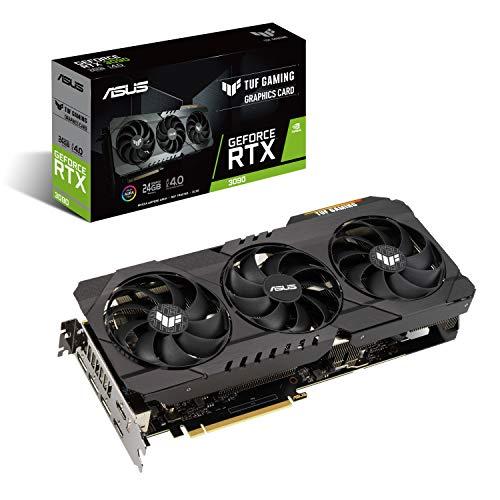 ASUS NVIDIA GeForce RTX 3090 搭載 トリプルファンモデル 24G TUF-RTX3090-O24G-GAMING