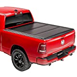 UnderCover Ultra Flex Hard Folding Truck Bed Tonneau Cover | UX32008 | Fits 2019 - 2021 Dodge Ram 1500, Does Not Fit w/ Multi-Function (Split) Tailgate 5' 7' Bed (67.4')