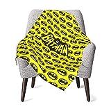 Batman Baby Soft Throw Blankets for Boys,Girls, Kids,Toddler,Newborn,30X40Inch
