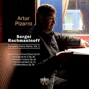 Sergei Rachmaninoff: Complete Piano Works, Vol. 1