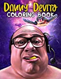 Danny Devito Coloring Book: A Coloring Book Including Plenty Of Illustrations Of Danny Devito For Relaxing And Relieving Stress