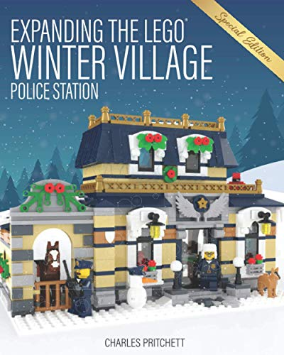 Expanding the Winter Village: Special Edition: Police Station
