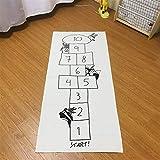 SASCD Ins Baby Puzzle Autostrada Digitale della Campana della stuoia del Gioco dei Bambini attività di Gioco Palestra Tappeti Infant Giocare Sviluppare Crawling Pavimento Moquette