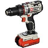 PORTER-CABLE 20V MAX Cordless Drill / Driver Kit,...