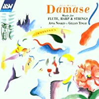 Music for Flute Harp & Strings by Jean-Michel Damase
