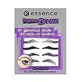 Essence Frame 4Fame 01Glamour Style 3d Stick On Eyeliner