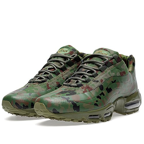 Nike Air Max 95 Japan Camo SP - Pale Olive/Safari Trainer (41 EUR)