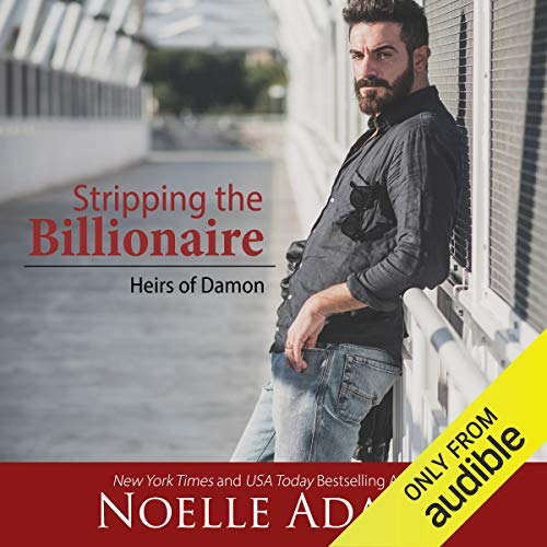 Stripping the Billionaire audiobook cover art
