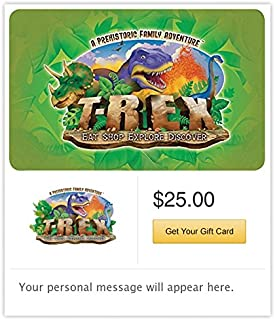 T-Rex Cafe - E-mail Delivery