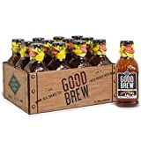 Arizona Good Brew Arnold Palmer Half Tea and Half Lemonade, 20 Fl Oz (Pack of 12)