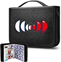 720 Sheet Card Binder Book Album Compatible with Pokemon Trading Cards, Storage Case Organizer Cover for M.T.G/C.A.H/Yu-Gi...