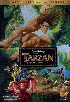 Best tarzan 1999 vhs Reviews