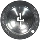 Tin Cup Alpha Players Cup J Golf Ball Stencil