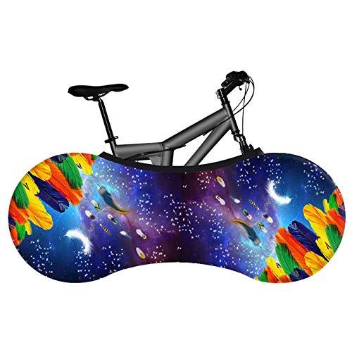 KHXJYC Bicycle Wheel Cover, High Elasticity/Anti-Scratch/Waterproof/Tire Cover, Mountain Bike/Road Bike Accessories,#19