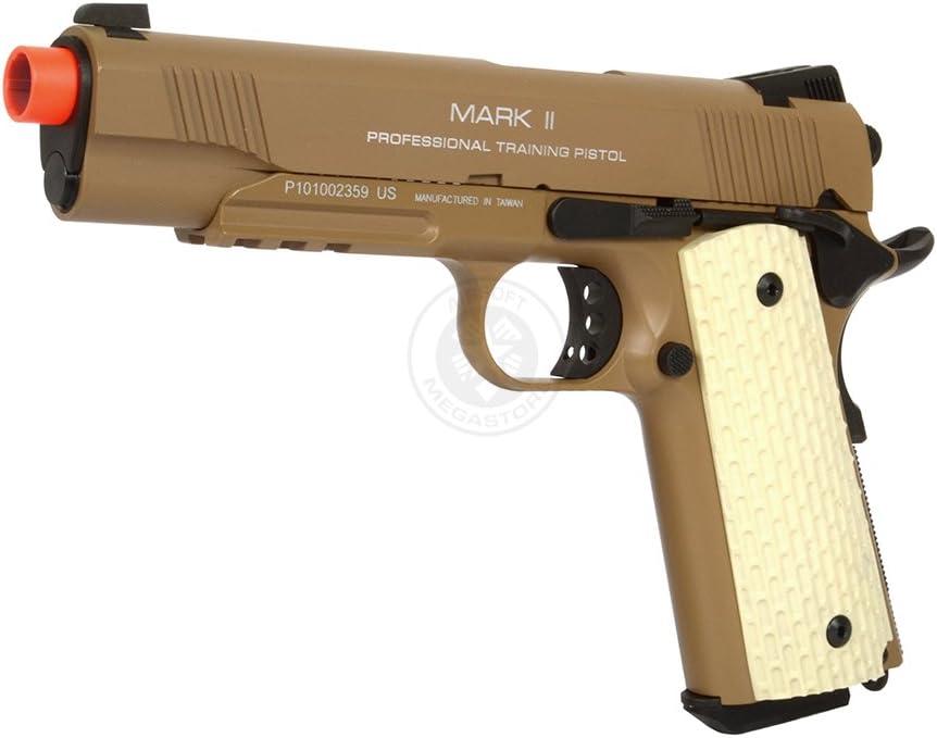 KWA 1911 MK II PTP 6mm Gun 21rd Dark 101-00322 OFFicial site Earth Airsoft OFFicial