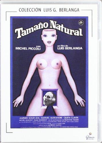 Tamaño Natural [DVD]
