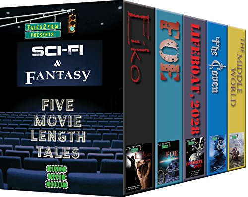 SciFi & Fantasy: Five Movie Length Tales From Aisle Seat Books (English Edition)