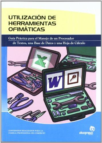 Utilización de herramientas ofimáticas (Informática)