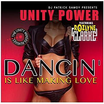 Dancin' Is Like Making Love (feat. Rozlyne Clarke, DJ Patrick Samoy) [90's Reloaded Session]