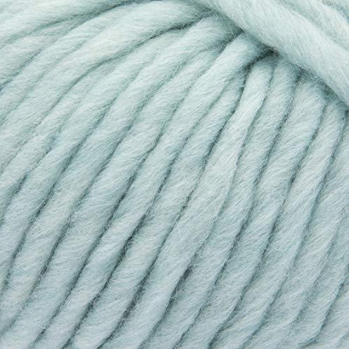 ggh Husky, Farbe:047 - Mint, Schurwolle Mischung, 50g Wolle als Knäuel, Lauflänge ca.50m, Verbrauch 800g, Nadelstärke 7-9, Wolle zum Stricken und Häkeln