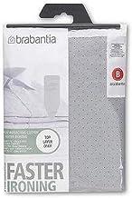 "Brabantia 317705 Ironing Board Cover, 49"" x 15"" (Size B, Standard), Grey"
