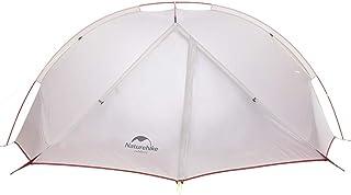 Naturehike Tagar Tenda Versione Aggiornata 3 Stagioni, Tenda da Esterno Impermeabile a Doppio Strato Palo in Alluminio Ten...