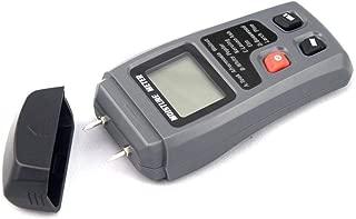 Professional Two Pins Digital Wood Moisture Meter With Large Lcd Display, Wood Moisture Meter - Moisture Meter, Wood Humidity Tester, Digital Display Meter, Moisture Detector, Moisture Meter For Wood